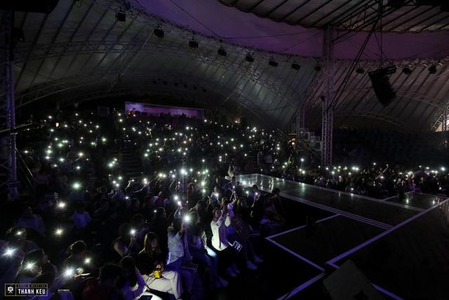 Bùng nổ đêm đại nhạc hội Vệt nắng đông với thông điệp BetterMe - Một tôi tốt hơn của VTV6 - Ảnh 4.