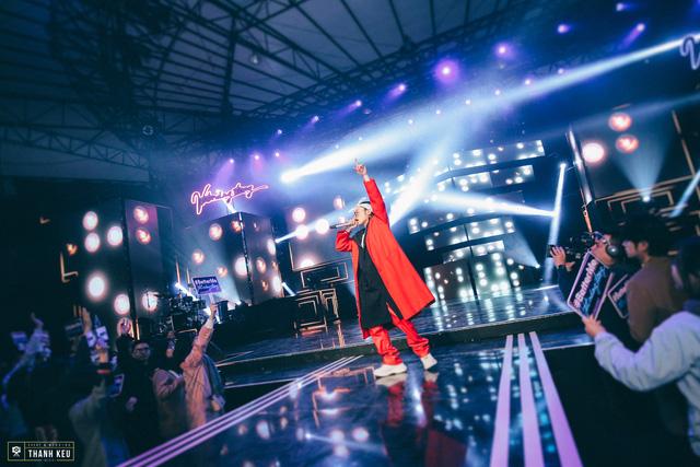 Bùng nổ đêm đại nhạc hội Vệt nắng đông với thông điệp BetterMe - Một tôi tốt hơn của VTV6 - Ảnh 6.