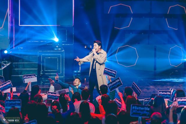 Bùng nổ đêm đại nhạc hội Vệt nắng đông với thông điệp BetterMe - Một tôi tốt hơn của VTV6 - Ảnh 8.
