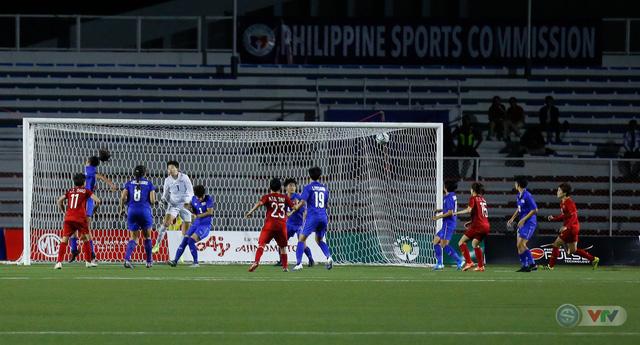 ẢNH: ĐT nữ Việt Nam thắng kịch tính trước Thái Lan, giành HCV bóng đá nữ SEA Games 30 - Ảnh 15.