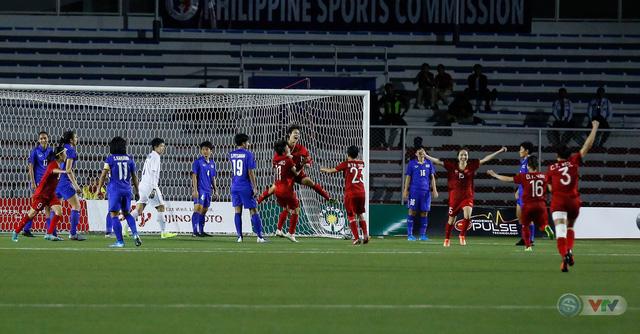 ẢNH: ĐT nữ Việt Nam thắng kịch tính trước Thái Lan, giành HCV bóng đá nữ SEA Games 30 - Ảnh 16.