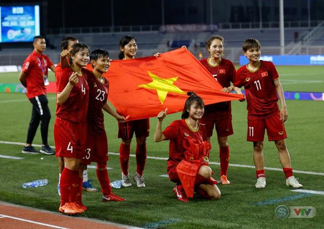 Chỉ còn 1 đối thủ ngáng bước ĐT nữ Việt Nam tới Olympic Tokyo 2020 - Ảnh 1.