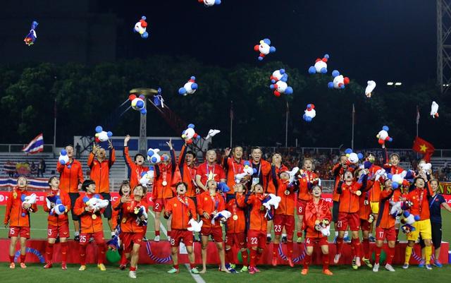 Khoảnh khắc ấn tượng trong ngày thi đấu 8/12 tại SEA Games 30: Ngày vàng của thể thao Việt Nam - Ảnh 11.