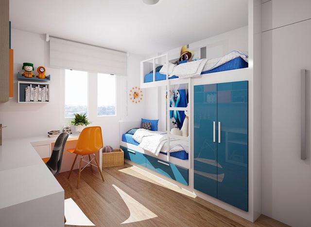 Căn hộ 2 phòng ngủ sở hữu vẻ đẹp tinh tế - Ảnh 7.