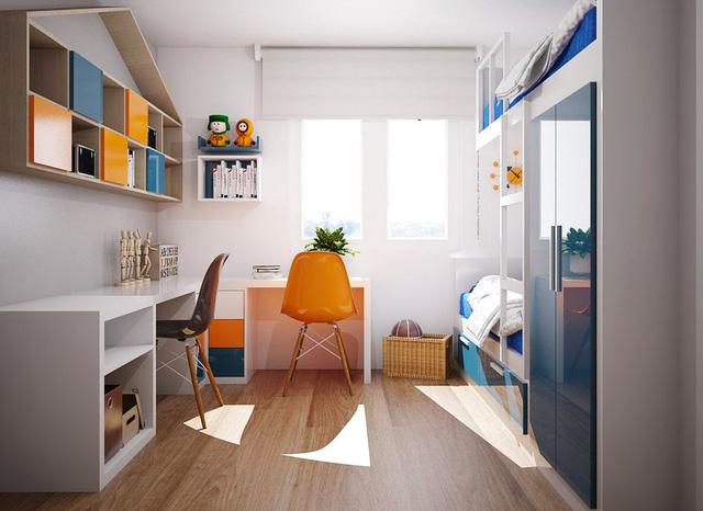 Căn hộ 2 phòng ngủ sở hữu vẻ đẹp tinh tế - Ảnh 8.