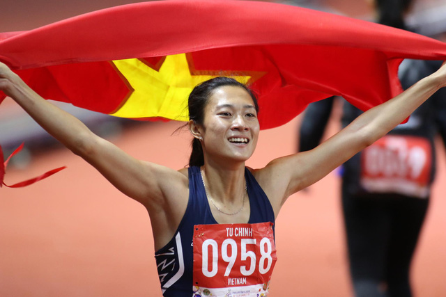 Khoảnh khắc ấn tượng trong ngày thi đấu 8/12 tại SEA Games 30: Ngày vàng của thể thao Việt Nam - Ảnh 8.