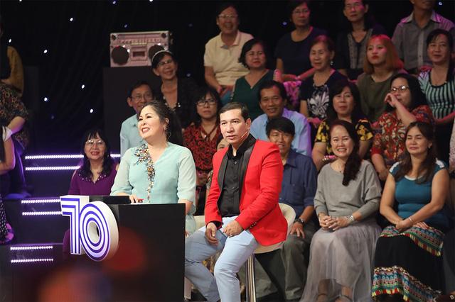 Cười té ghế khi Quang Thắng gọi MC Lại Văn Sâm là... củ sâm - Ảnh 1.