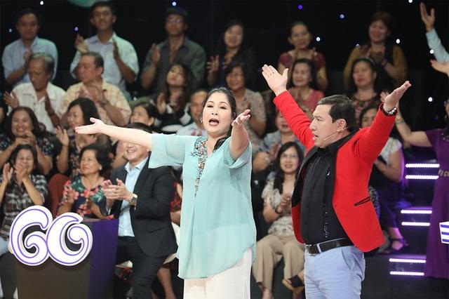 Cười té ghế khi Quang Thắng gọi MC Lại Văn Sâm là... củ sâm - Ảnh 2.