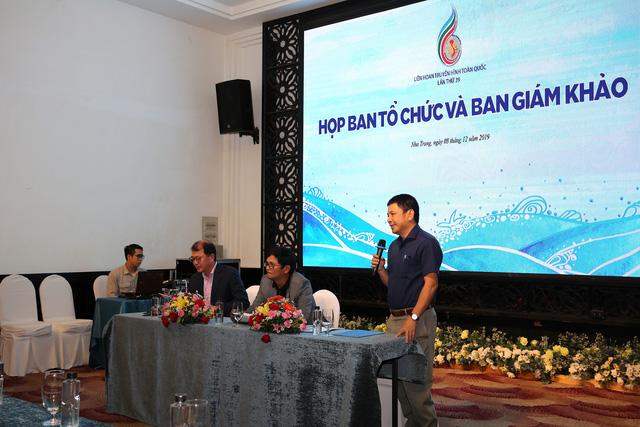 Các giám khảo tề tựu tại Nha Trang, sẵn sàng chấm thi LHTHTQ lần thứ 39 - Ảnh 3.