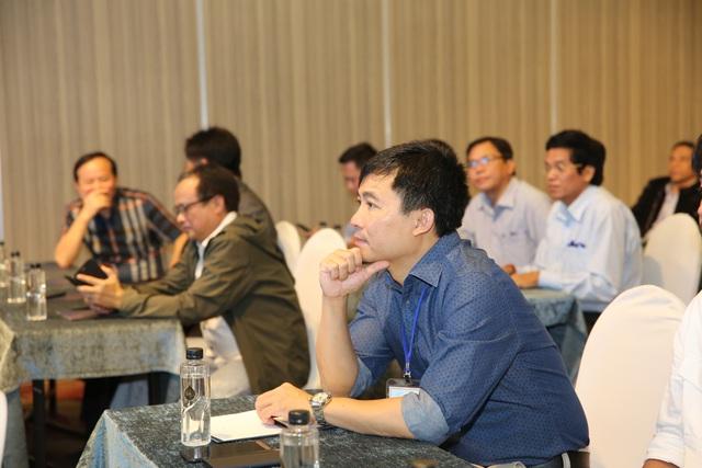 Các giám khảo tề tựu tại Nha Trang, sẵn sàng chấm thi LHTHTQ lần thứ 39 - ảnh 6