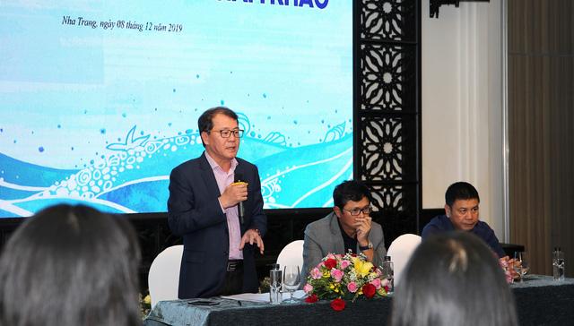 Chủ tịch LHTHTQ lần thứ 39 hy vọng Ban giám khảo làm việc công tâm và khách quan - Ảnh 1.