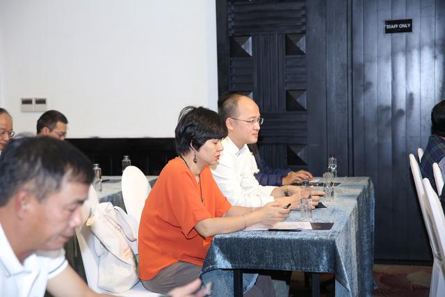 Các giám khảo tề tựu tại Nha Trang, sẵn sàng chấm thi LHTHTQ lần thứ 39 - Ảnh 9.