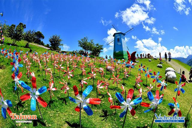 Top trải nghiệm lạ tại Đài Loan - Trung Quốc - Ảnh 1.