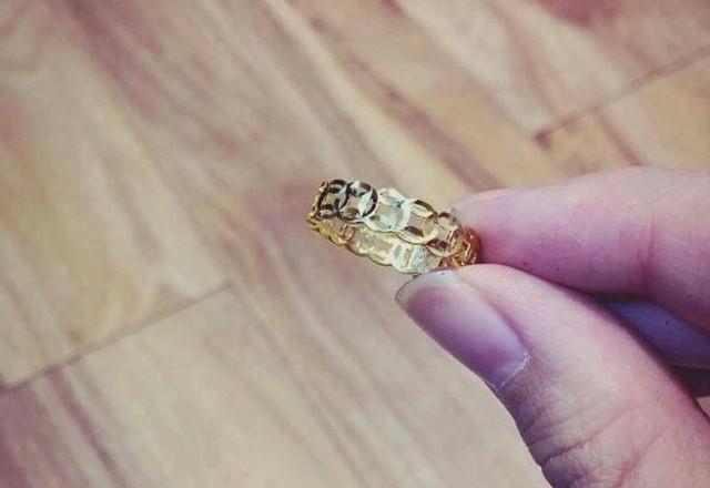 Phong phú mặt hàng trang sức vàng phục vụ ngày vía Thần Tài - Ảnh 1.