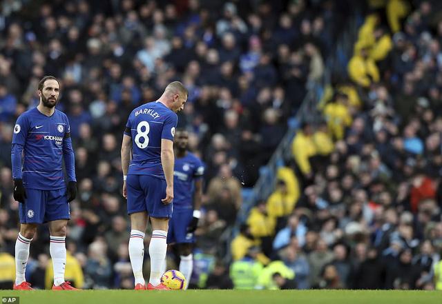 Kết quả bóng đá quốc tế đêm 10/2, sáng 11/2: Chelsea thua đậm Man City, Juventus thắng lớn - Ảnh 1.