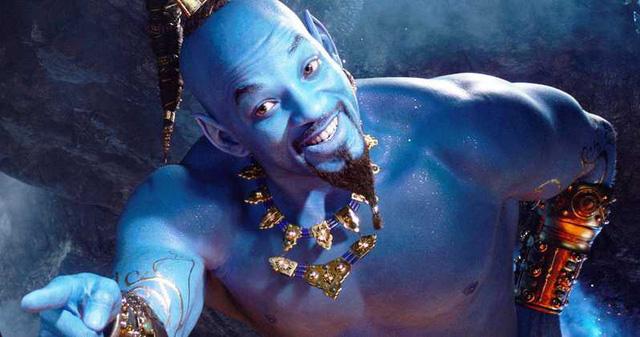 """Hé lộ tạo hình Thần Đèn của Will Smith, Disney bị """"ném đá"""" không thương tiếc - Ảnh 1."""