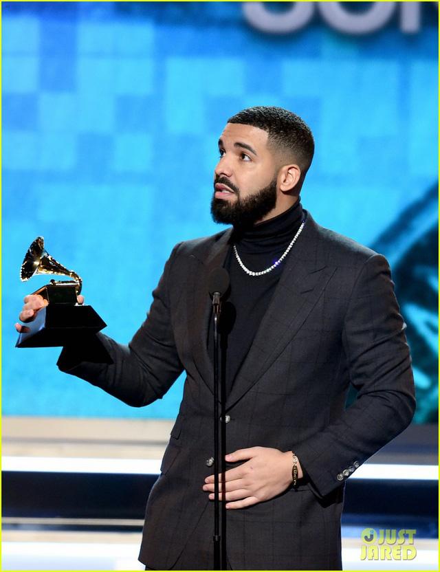 Rapper Drake: Không phải có máy hát mới là người chiến thắng Grammy - Ảnh 4.