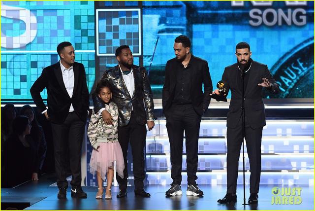Rapper Drake: Không phải có máy hát mới là người chiến thắng Grammy - Ảnh 3.