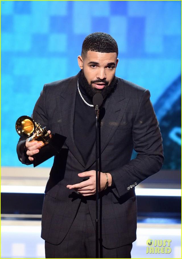 Rapper Drake: Không phải có máy hát mới là người chiến thắng Grammy - Ảnh 2.