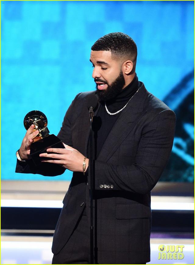 Rapper Drake: Không phải có máy hát mới là người chiến thắng Grammy - Ảnh 1.