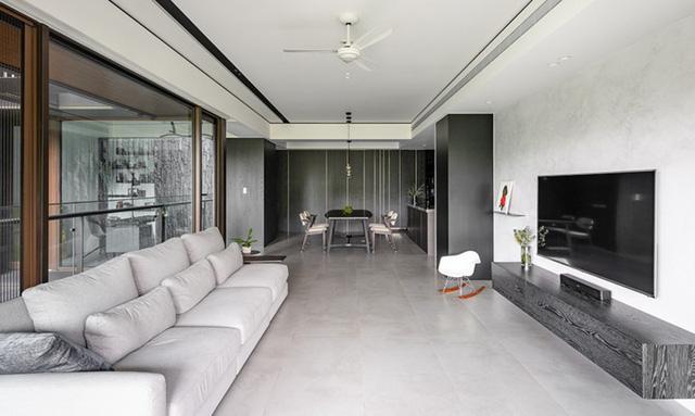 Ngôi nhà mang phong cách mở có 3 thế hệ sống chung - Ảnh 2.