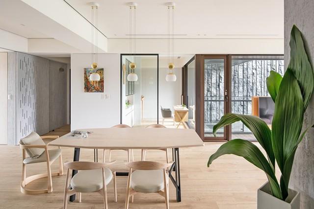 Ngôi nhà mang phong cách mở có 3 thế hệ sống chung - Ảnh 7.