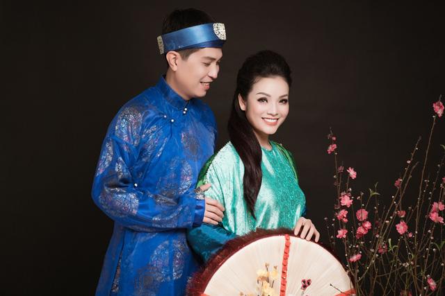 Tân Nhàn mời chồng làm liền anh trong MV hát quan họ Tương phùng tương ngộ - Ảnh 7.