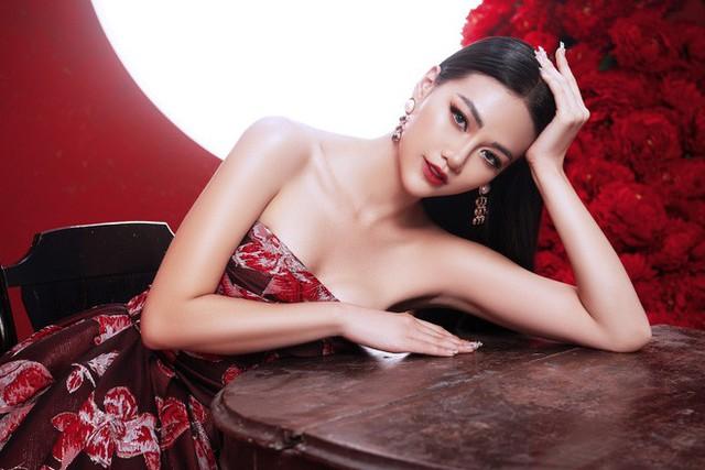 Hoa hậu Phương Khánh khoe vẻ đẹp đậm chất Á Đông trong bộ ảnh mới - Ảnh 1.