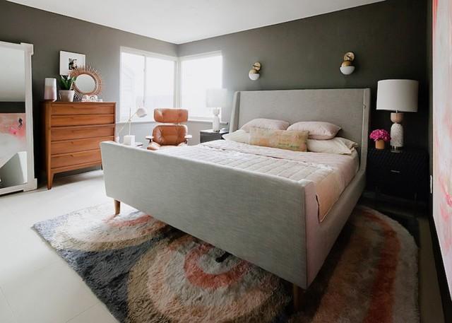 Nội thất dành cho chủ nhà yêu thích sự sắc nét và trật tự - Ảnh 8.