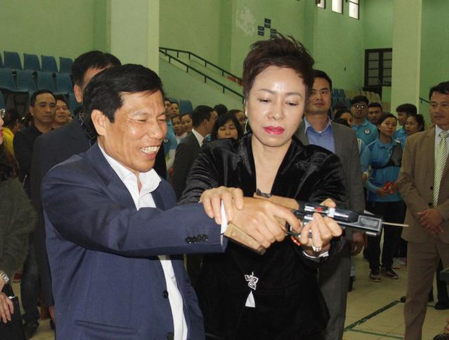 Bộ trưởng Nguyễn Ngọc Thiện thăm và chúc tết các HLV, VĐV tại TTHL Thể thao quốc gia - Ảnh 2.