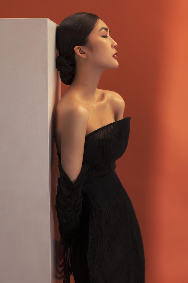 Hoa hậu Tường Linh lột xác trong bộ hình mới - Ảnh 8.