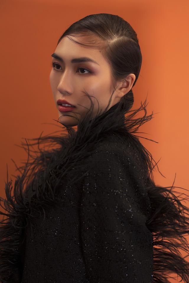 Hoa hậu Tường Linh lột xác trong bộ hình mới - Ảnh 6.
