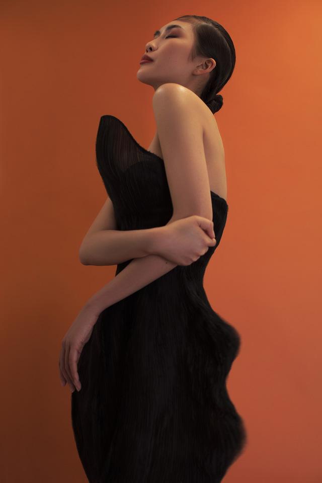 Hoa hậu Tường Linh lột xác trong bộ hình mới - Ảnh 5.