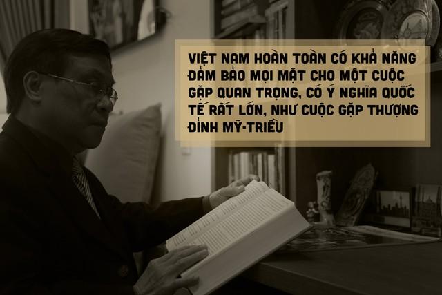 Vì sao Hà Nội trở thành địa điểm lý tưởng tổ chức Hội nghị thượng đỉnh Mỹ-Triều? - Ảnh 4.