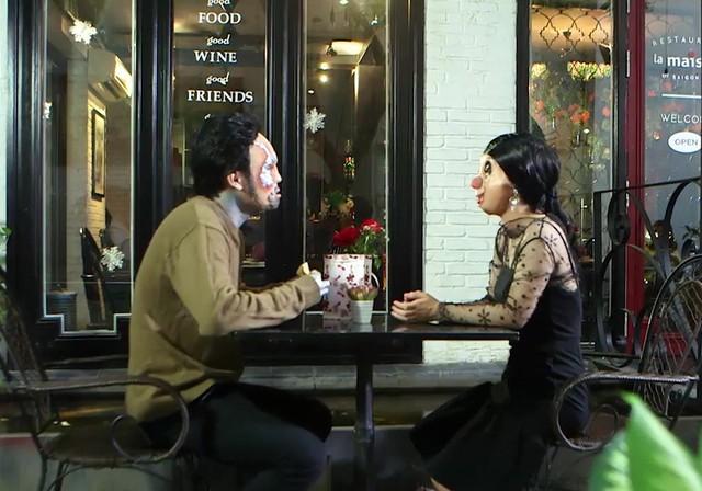 Lựa chọn của trái tim: Bị đá trong ngày Valentine, trai trẻ đeo mặt nạ kinh dị hẹn hò đổi vận - Ảnh 2.