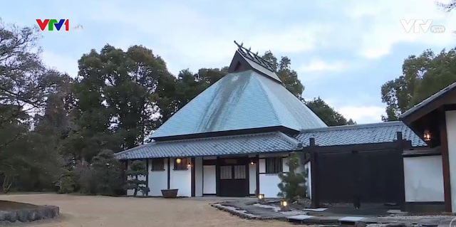 Quần thể kiến trúc gỗ cổ Kominka độc đáo của Nhật Bản - Ảnh 1.