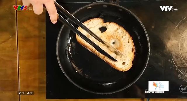 Làm bánh mỳ nướng bơ sáp cho bữa sáng chưa đến 5 phút - Ảnh 4.