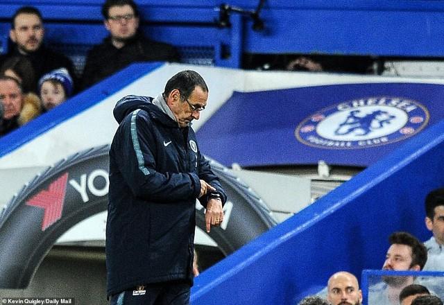 HLV Sarri chưa ra đi, Chelsea đã chọn xong người thay thế! - Ảnh 1.