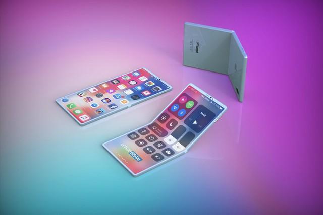 Thời điểm nào Apple sẽ trình làng iPhone màn hình gập? - Ảnh 2.