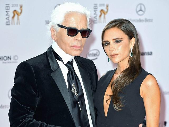 Các sao hụt hẫng sau cái chết của tượng đài Chanel Karl Lagerfeld - Ảnh 1.