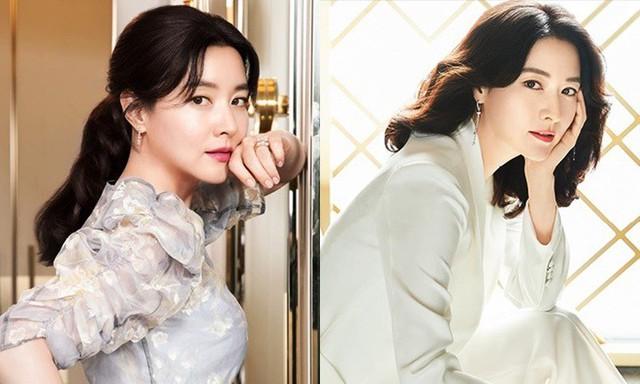 Lee Young Ae xứng đáng là tượng đài nhan sắc của Kbiz - Ảnh 2.