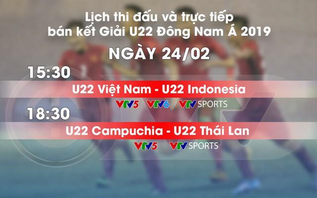 Trước bán kết, ĐT U22 Việt Nam đề xuất đổi giờ thi đấu để tránh nóng - Ảnh 4.