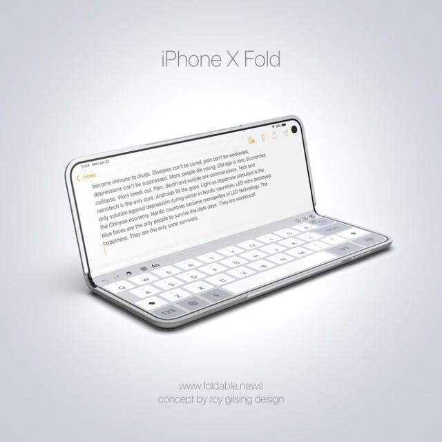Thời điểm nào Apple sẽ trình làng iPhone màn hình gập? - Ảnh 5.
