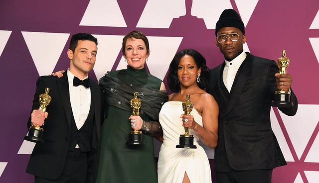 Sau nhiều năm sụt giảm, tỉ lệ người xem Oscar cuối cùng cũng tăng cao - Ảnh 2.