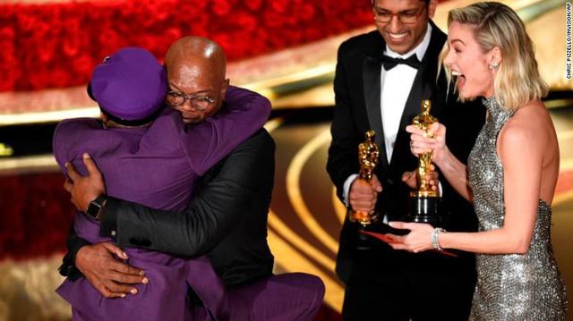 Sau nhiều năm sụt giảm, tỉ lệ người xem Oscar cuối cùng cũng tăng cao - Ảnh 1.