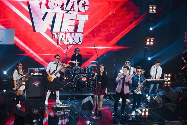 Mỹ Linh nghi ngờ chuyên môn của các HLV khác trong tập 7 Ban nhạc Việt - Ảnh 5.