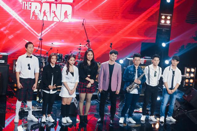 Mỹ Linh nghi ngờ chuyên môn của các HLV khác trong tập 7 Ban nhạc Việt - Ảnh 6.