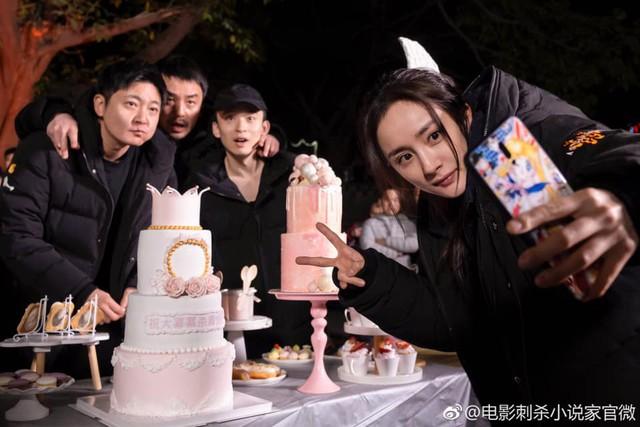 Dương Mịch đã trở lại phim trường sau ly hôn - Ảnh 6.