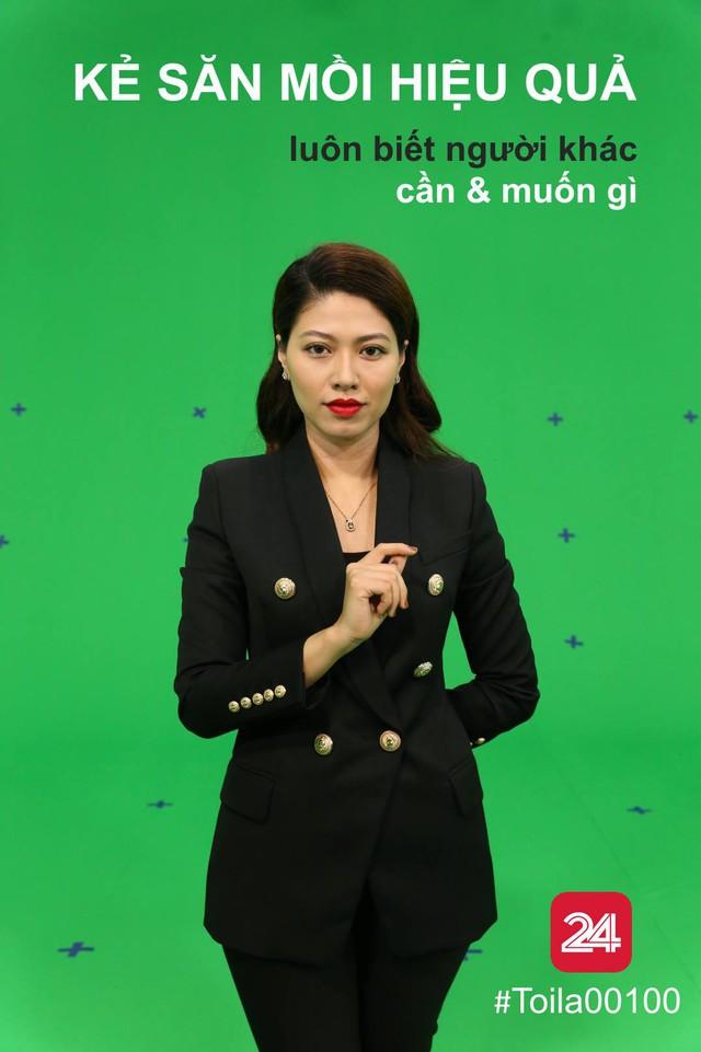 Lộ diện dàn diễn viên chính của Tạp chí Kinh tế Đặc biệt Tết Kỷ Hợi 2019 - Ảnh 2.