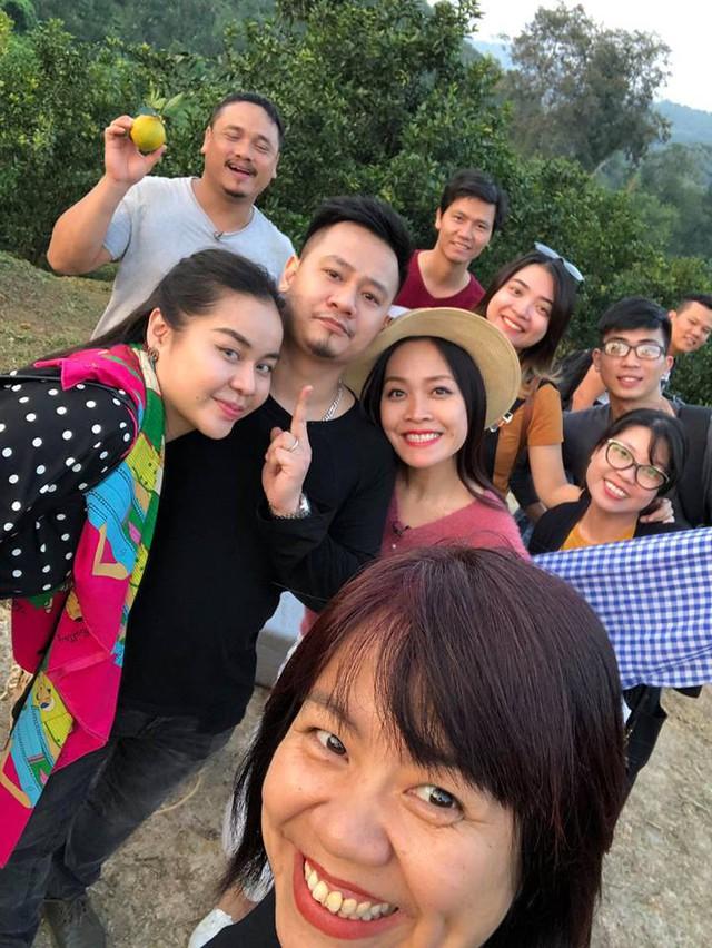 Chuyến đi màu xanh (22h30 - 7/2): Cặp đôi Đức Cường - Hạnh Nguyễn tiếp tục tái xuất với cam sành Bắc Quang - Ảnh 2.